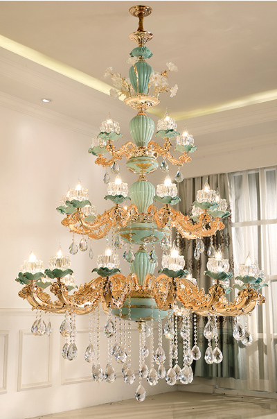 Modern Chandelier Lustre Crystal Chandeliers Kitchen Lamp Led Lighting Dining Room Crystal Lights Living Room Chandeliers Hotel Chandelier Aliexpress