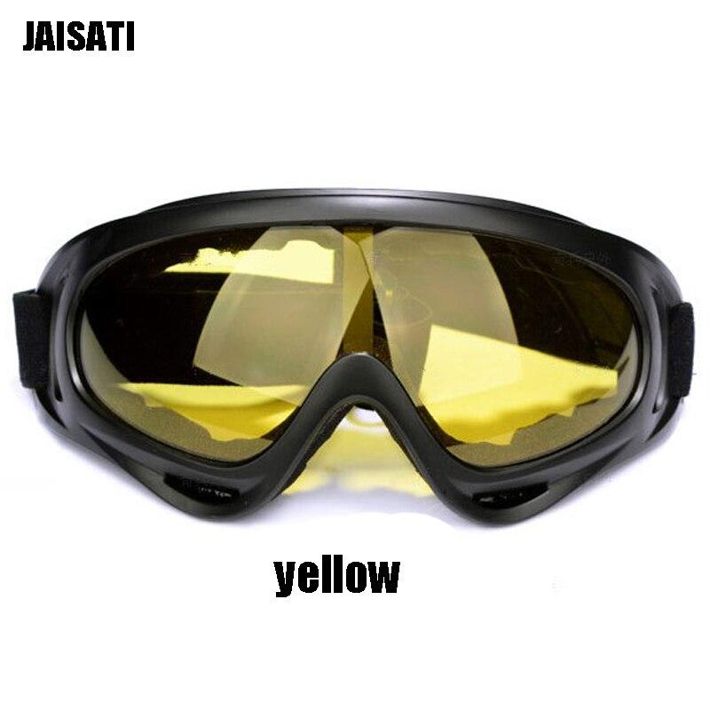 Зимние сноуборд Анти-туман, снег спортивные Лыжный Спорт очки ветрозащитный пыле Очки UV400 кататься на лыжах Солнцезащитные очки для женщин ...