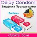 Atraso preservativos 16 pçs/lote fator de mais de 45 minutos de amor sexo látex preservativo sexo masculino preservativos duradoura