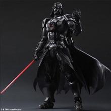 Star Wars Action Figure Playarts Kai Darth Vader Toys Collection Model PVC 275mm Star Wars Vader Play arts Kai