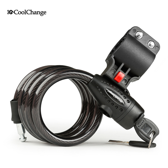 Coolchange NEW Anti theft Lock/Mountain Bicycle Lock/Electric ...