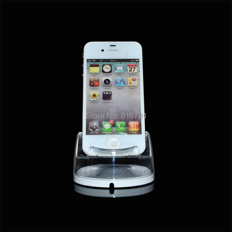Wholesale Cell Phone Display Stands Mobile Exhibition Holders for Samsung shop Dummy Dis ...