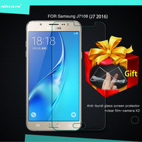 Nillkin Amazing H Anti Explosion Tempered Glass Screen Protector For Samsung Galaxy J7 2016 J710FN J710F