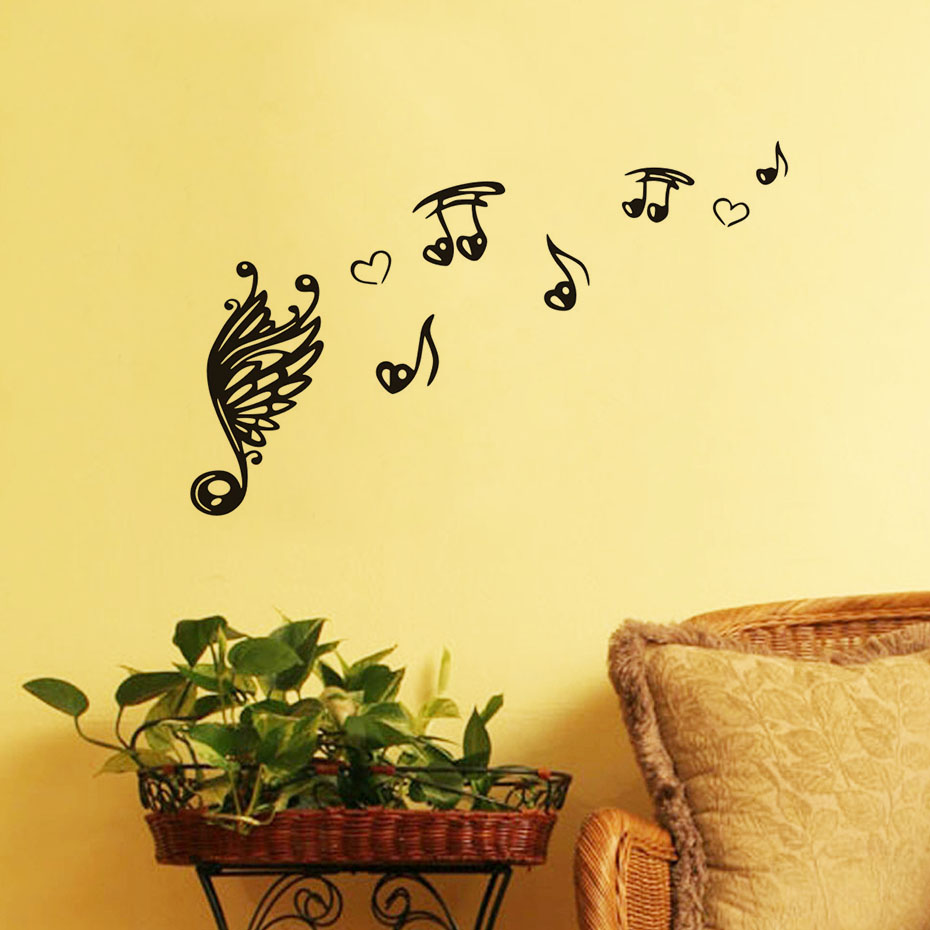 Charming Adhesive Vinyl Wall Art Ideas - The Wall Art Decorations ...