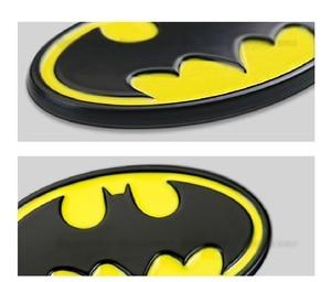 Image 4 - 1 Chiếc 3D Kim Loại Logo Batman Hiệu Dán Xe Hơi Hiệu Huy Hiệu Dán Xe Tạo Kiểu Phụ Kiện Xe Máy Điều Chỉnh Xe Ô Tô tạo Kiểu Tóc