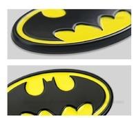 sticker motorcycle accessories 1 Pcs 3D Metal Batman Logo Emblem Stickers Auto Car Emblem Badge Sticker Car Styling Accessories Motorcycle Tuning Car-Styling (4)