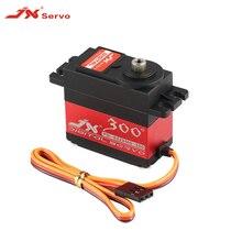 JX PDI 6225MG 300 度 25 キロメタルギアデジタル標準サーボ CNC アルミミドルのためのロボット