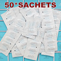 50 Sachets Instantly Ageless Jeunesse Eye Face Lift Cream Anti Aging Anti-Wrinkle + Free Gift Hyaluronic Acid Mask Powder 50g