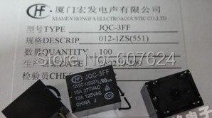 Relay 13FF 12VDC 24VDC 5VDC JQX-13FF HongFa free shipping custom lp guitar ebony fingerboard flame brown electric guitar
