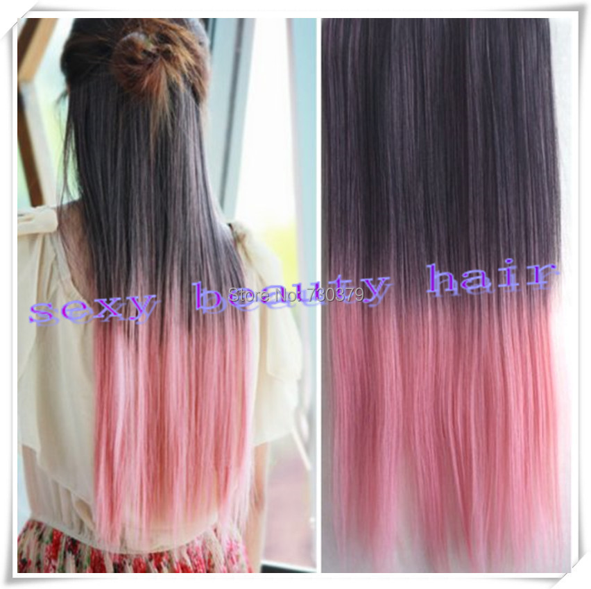 Light Pink And Black Hair | www.pixshark.com - Images ...