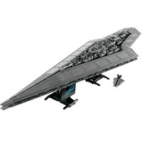 LELE 35003 3152Pcs Star Wars Execytor Super Star Destroyer Building Blocks Bricks Set Educational Toys Legoing 10221 Model Gift