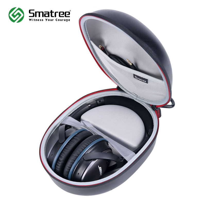 цена на Smatree S200W PU Carry Case for Beats Solo2/Solo 3 Wireless/Wired On-Ear Headphone Portable Waterproof Travel case