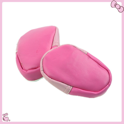 Doll Accessories,Pink Doll Shoes Wear fit 43cm Baby Doll Clothes and Accessories, Children best Birthday Gift Karachi