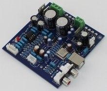 AC12/15 W tablero del amplificador decodificación PCM2706 + CS4398 USB/USB del tablero del amplificador/chip de decodificación PCM2706/USB PCM2706 decodificador bordo
