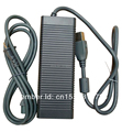 Free shipping AC adapter for xbox 360 fat, charger adaptor for xbox 360 fat, for xbox 360 power supply retail packing