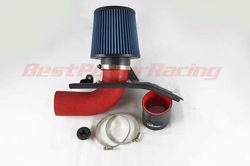 Air Intake Kit Sistem untuk Audi/A3/TT/VW/Golf/GTI/Jetta/MK5 /Passat/2.0 TSI Merah