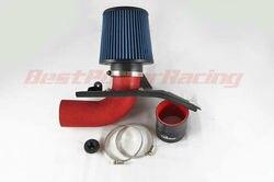 Kit de Admissão De ar Do Sistema Para Audi/A3/TT/VW/Golf/GTI/Jetta/MK5 /Passat/2.0 TSI Vermelho