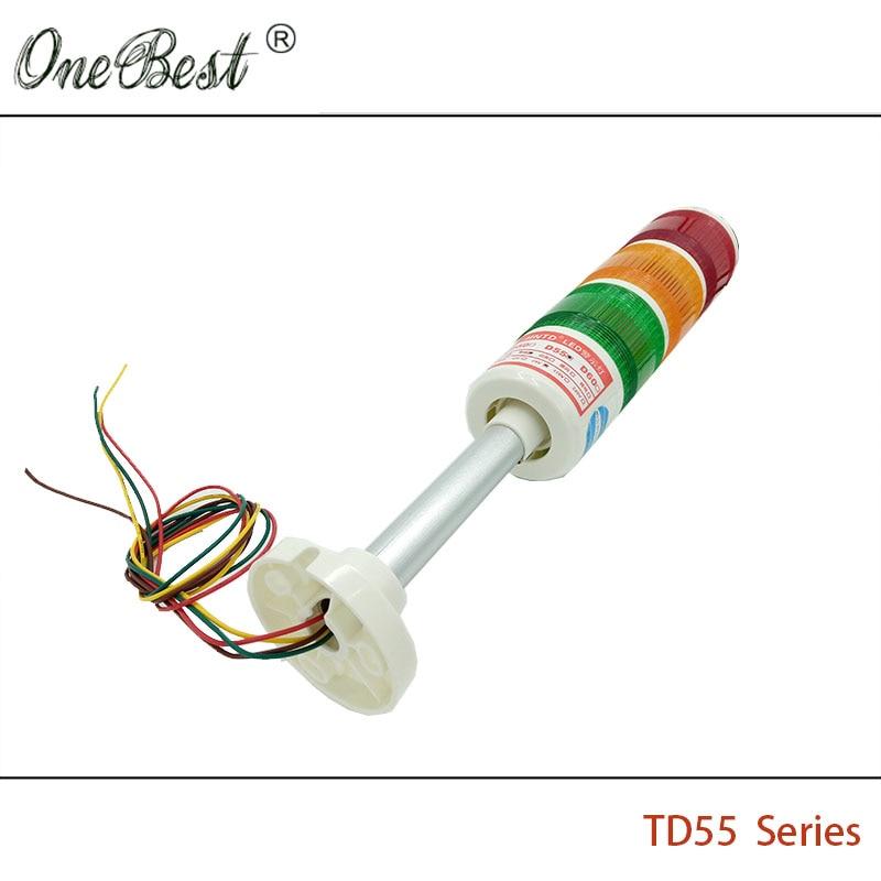 HNTD LED semaforo lemputė 220 V indikatoriaus signalas Įspėjamoji - Pramoniniai kompiuteriai ir priedai - Nuotrauka 4
