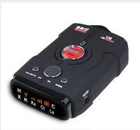 Anti Radar detector V8 Car Radar Detector 16 Full band X K NK Ku Ka Laser VG 2 LED Display Russian/English voice
