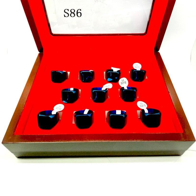 Nummerierung S86 1926/1931/1934/1944/1946/1964/1967/1982/2006/ 2011 ring-in Ringe aus Schmuck und Accessoires bei  Gruppe 1