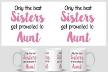 sister aunt Mug birthday gift cup home decal procelain tea cup ceramic coffee mugs tea mugs beer friend cups
