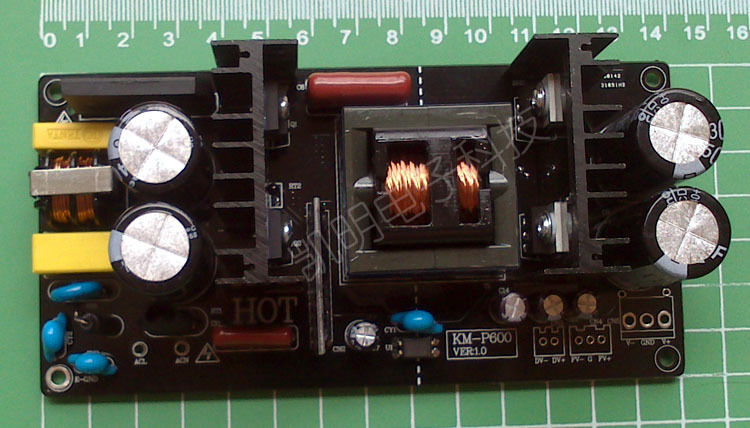 600W LLC power Switching power supply amplifier Power supply baord PSU +/-55V 101 1000w 90v llc soft switching power supply high quality hifi amplifier psu board diy