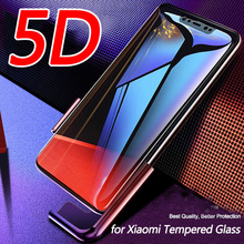 hot deal buy 5d tempered glass for xiaomi mi mix 3 pocophone f1 mi 8 lite 8 pro screen protector glass redmi note 6 pro 4x 5 plus glass