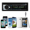 Top Quality Bluetooth Car Stereo Audio 1 DIN In-Dash FM Aux Input Receiver SD USB MP3 Radio Car-Styling Nov 15