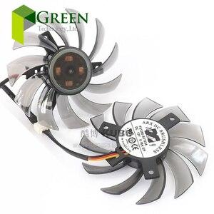 Новый ARX FS1280-S2153A 12В 0.16A 75 мм диаметр 39/40 мм Шаг отверстия для Gigabyte GT240 GTX460 560 430 440 440 вентилятор видеокарты