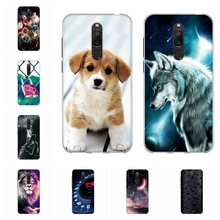 For Meizu M6T Protective Case Ultra-slim Soft TPU Silicone For Meizu M6T Cover Wild Animal Patterned For Meizu M6t Shell Funda все цены