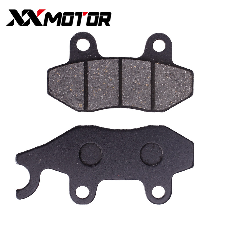 Motor High Quality Front Brake Pads Disks Shoes For Yamaha TT-R 250 TT-R250 TTR250 TTR 250 L/M/N/P 1999 - 2006 00 01 02 03 04 05