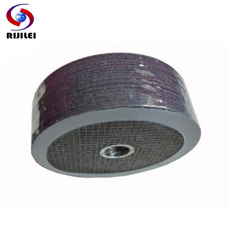 RIJILEI 25PCS / Lot Aukštos kokybės metalo pjovimo diskai 4 colių - Abrazyviniai įrankiai - Nuotrauka 5