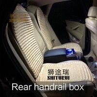 FOR BMW 1 2 3 4 5 6 7 8 series X1 X2 X3 X4 X5 X6 SUV 3GT 5GT 6GT M2 M3 M4 M5 M6 i3 Rear handrail box mobile phone charging USB
