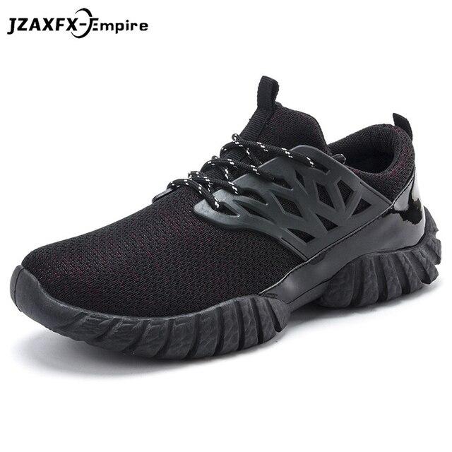 2018 Musim Panas Baru Bernapas Cahaya Pria Sepatu Kasual zapatos hombre Pria  Fashion Sneaker Kualitas Tinggi c13b312f80
