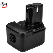 цена на Laipuduo NEW 12v 2.0Ah Ni-cd Replacement power tool battery for HITACHI 12V EB1212S,DS12DVF3 ,bcc1215 EB 1233X  DN 12DYK battery