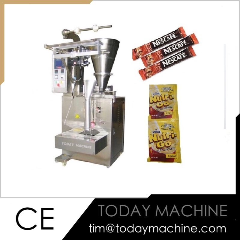 Full automatic vertical precise Milk Instant Coffee Powder Packing Machine