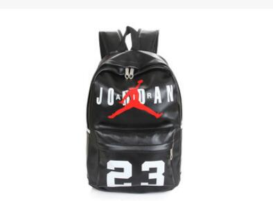 Free Shipping 2015 hot fashion backpack NO.23 school backpack JORDAN  backpack BOY STAR jan N5 PU sport backpack 59540f7da22d9