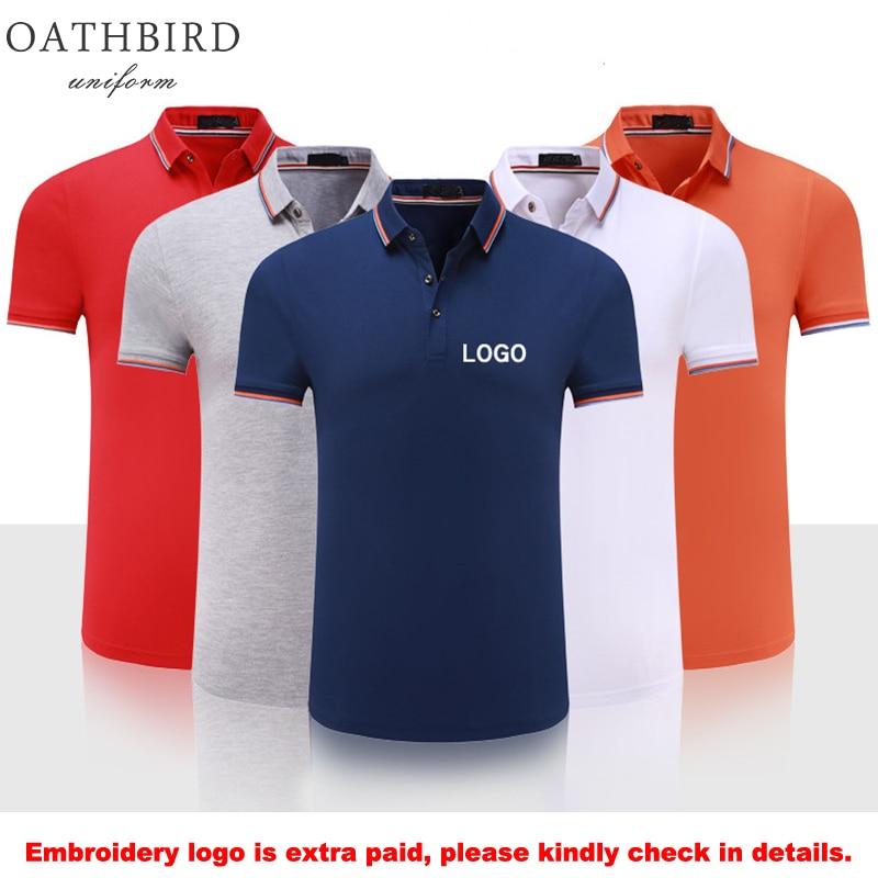 custom logo uniform   polo   shirt embroidery logo wok wear