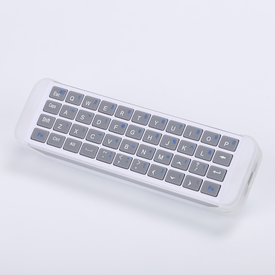 US $18 88  iPazzPort Bluetooth Mini Wireless Keyboard for Amazon Fire Stick  with full keyboard for type and search-in Keyboards from Computer & Office