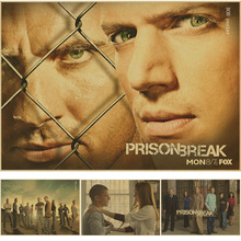 Cheap Prison Break Poster