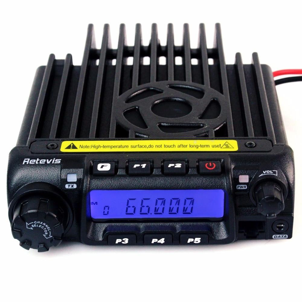 Мобильный автомобильное радио Retevis RT9000D 60 Вт 50 CTCSS/1024DCS сканирование голоса с Кабель для программирования ham радиоприемник A9100