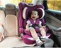 Tipos de lujo Super Suave Bebé Infantil del Asiento de Seguridad para Portátil A Prueba de Golpes niños Seguro Asiento de Coche de Bebé Silla Del Asiento de Automóvil para Niños C01