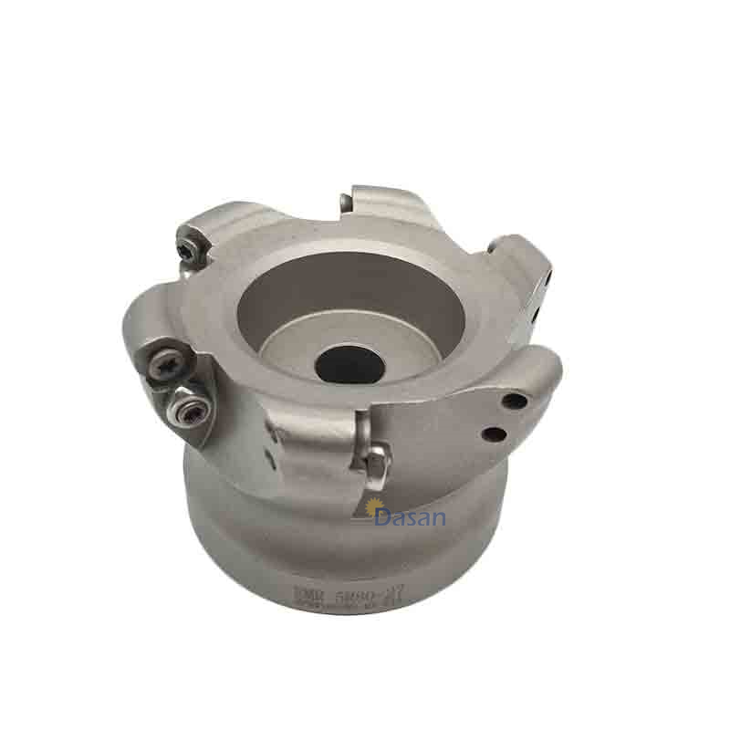 Face Mill Holder EMR 5R 50 22 4T EMR 5R 63 22 4T EMR 5R 80 27 5T EMR 5R 100 32 6T Face Milling Cutter Indexable Mill Tool emr round nose surface nc milling cutter cnc milling cutter emr 5r 50 22 4t