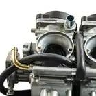 Carburador para YAMAHA RAPTOR 660 2001 2002 2003 2004 2005 YFM 01 05 CARB Tampa Da Base Parafuso Grampo de Cabo base de Junta de Borracha do acelerador - 6
