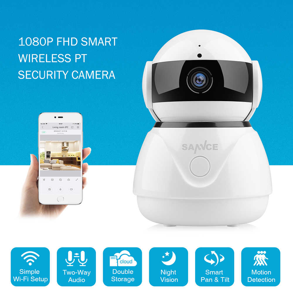 Detail Feedback Questions about SANNCE 1080P Wireless Wifi IP Camera