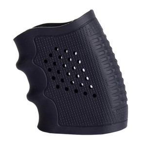 Image 1 - Anti Slip Tactical Pistol Rubber Grip Sets Hunting Accessories Gun Handle Glock Cover Black Military Wearable Protection Set