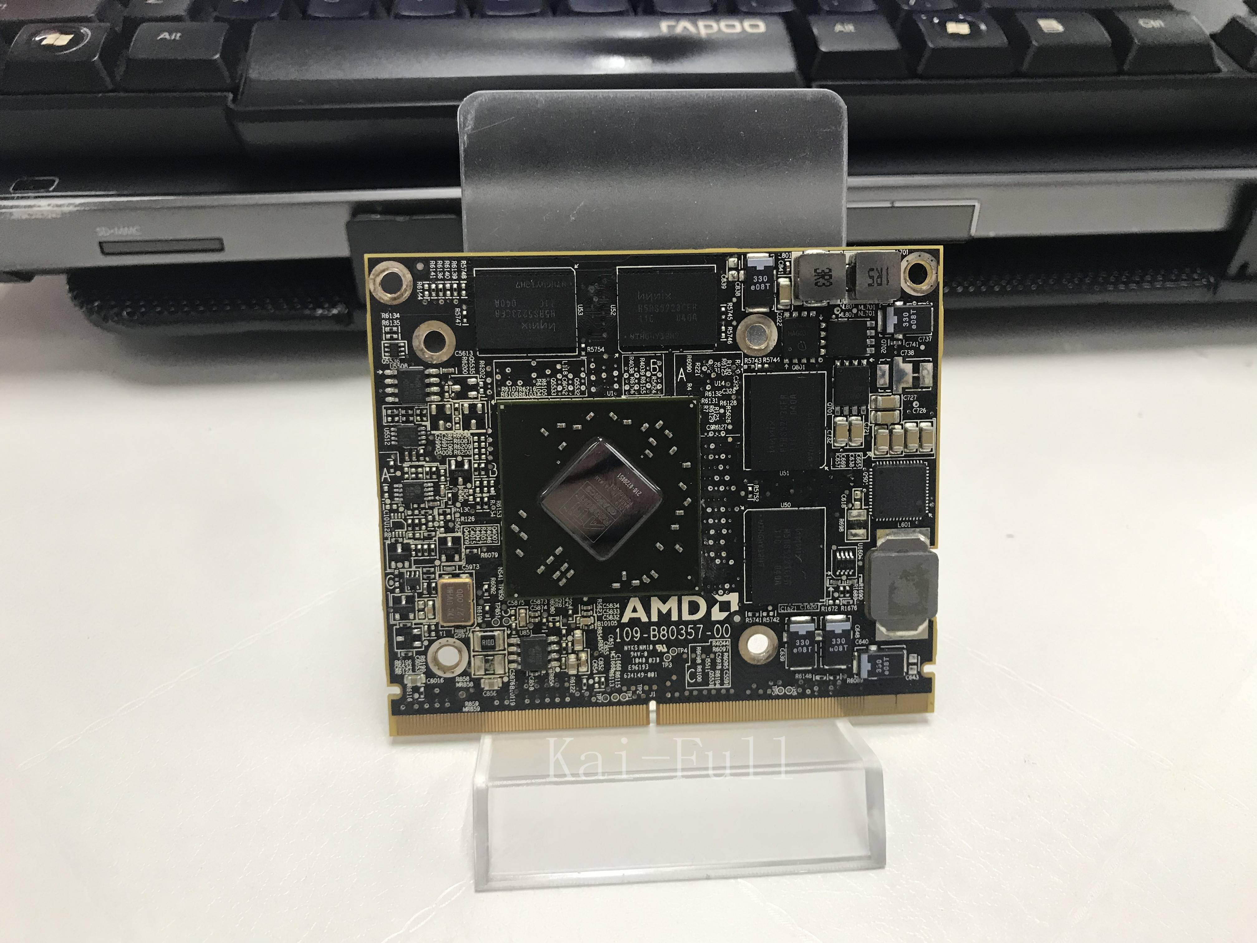 Original HD4670 256MB 109-B80357-00 For iMac 21.5 A1311 HD 4670 Vga Video Graphics Card