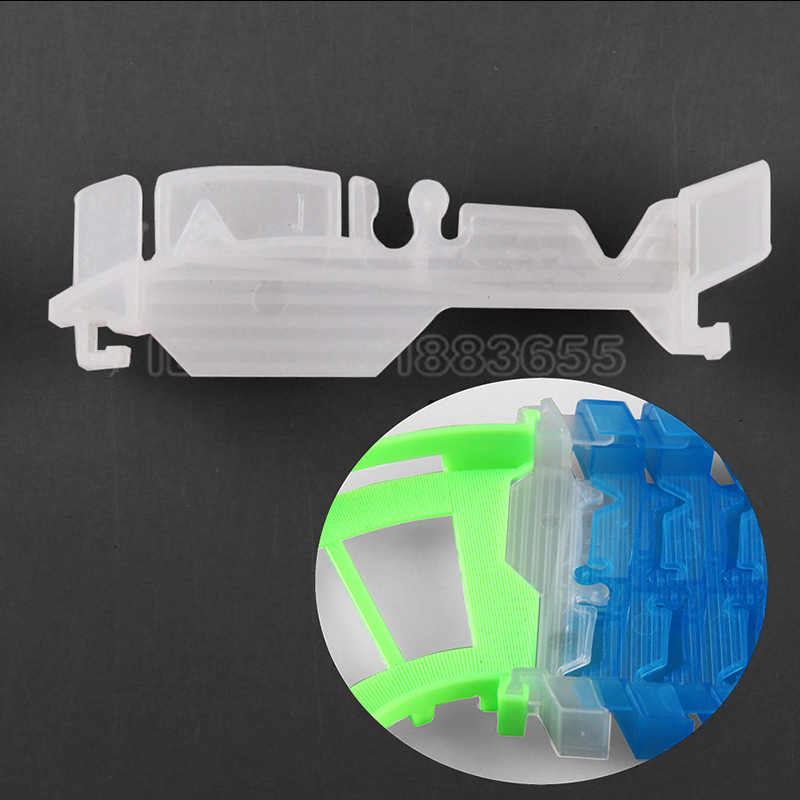 DIY aprendizaje creativo puzle señal de tráfico pista de carreras luminosa accesorios de coche fabricante al por mayor pista de seguimiento flexible