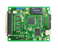 USB 16 Road High Speed And High Precision 13 Bit AD Data Acquisition Module LabVIEW Routine