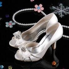 Wedopus Обычай Делать Сладкая Лолита Платья Партии Новая Мода Обувь Лук для Свадебные